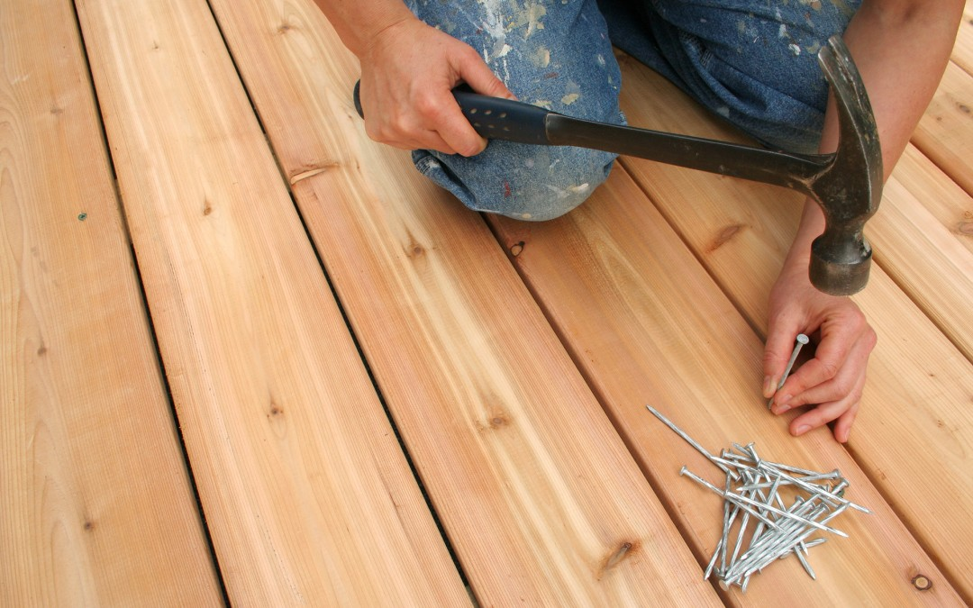 5 Great Tips for DIY Deck Repair & Removal